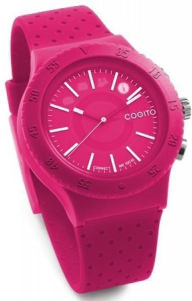 Cogito Smartwatch Fitness Tracker Pop Raspberry Crush online kopen